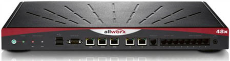 Used Allworx 48x IP Phone System