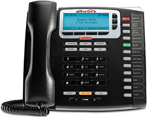 Used Allworx 9212L IP Phone