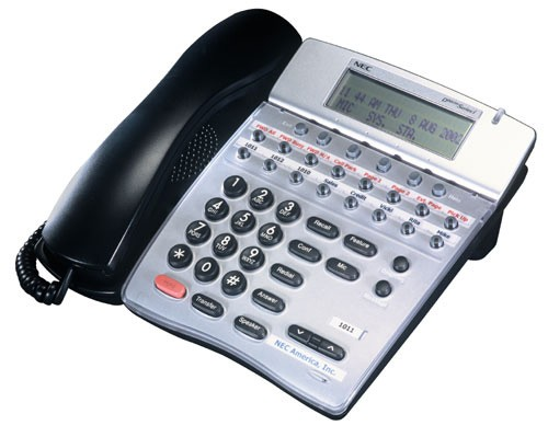 Used NEC DTR-16D-2 Display Telephone