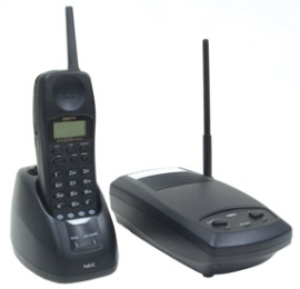 Used NEC DTH-4R-2 Cordless Dterm Telephone