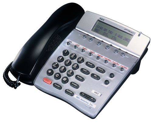 Used NEC DTR-8D-2 Display Telephone