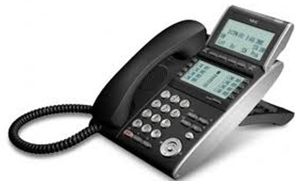 Used NEC ITL-8LD-1 Display Telephone
