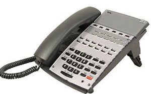 NEC 890041 Aspire 22-Button Hands-Free Phone