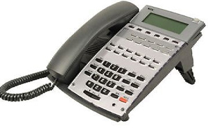 NEC 890043 Aspire 22-Button Hands-Free Display Phone