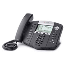 Used Polycom SoundPoint IP 650 SIP Phone 2200-12651-025