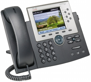 Used Cisco Unified 7965G IP Phone