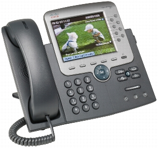 Used Cisco Unified 7975G IP Phone