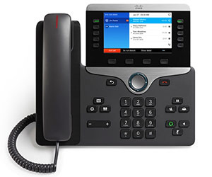 Used Cisco 8841 IP Phone