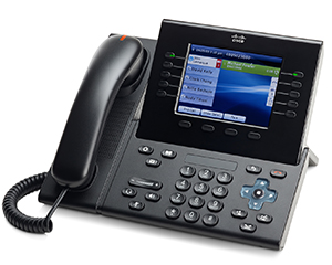 Used Cisco 8961 Unified IP Phone