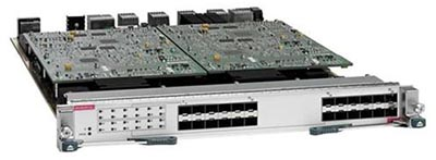 Used Cisco N7K-M224XP-23L Switch Chassis