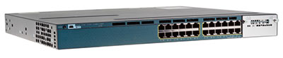 Used Cisco WS-C3560X-24P-S Series Switch