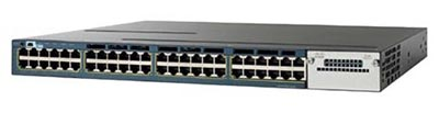 Used Cisco WS-C3560X-48P-L Series Switch