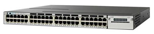 Used Cisco WS-C3750X-48PF-S Series Switch