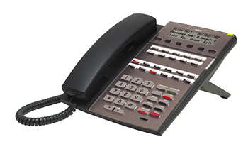 NEC DSX 1090020 22-Button Display Telephone