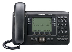 Used Panasonic KX-NT560-B