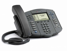 Used Polycom SoundPoint IP 601 Phone 2201-11601-025