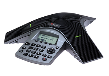 Used Polycom SoundStation Duo Conference Phone 2200-19000-001