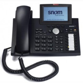 Used Snom 320VoIP phone